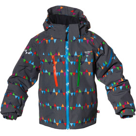 """Isbjörn Kids Helicopter Winter Jacket PeaksGrey"""